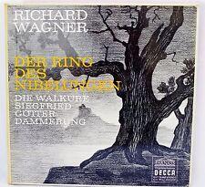 *w- LP - Richard WAGNER - Der RING des NIBELUNGEN - Die WALKÜRE/Siegfried/....