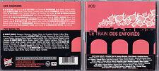 2 CD 25T LE TRAIN DES ENFOIRÉS ZAZIE/OBISPO/GOLDMAN/FABIAN/CALOGERO/ZENATTI