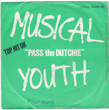 "Musical Youth - Pass the Dutchie (single 7"")"
