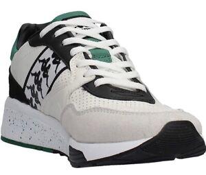 Kappa Sport Shoes Man Woman LOGO QUANTUM 2 Training Low Cut