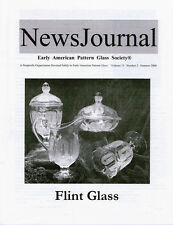Early American Pattern Glass Society NewsJournal 13-2