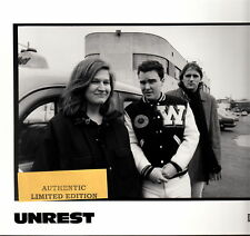 unrest limited edition press kit 4ad