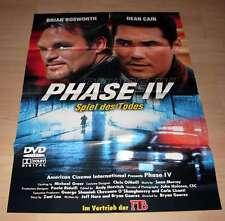 Filmposter A1 Neu Poster Phase IV 4 - Spiel des Todes