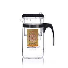 500ml TP-160 Kamjove Art Glass Tea Pot Office Mug Teapot TP114