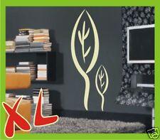 Feuilles Arbre XL Décoration Murale Stickers muraux Sticker mural V8 170cm
