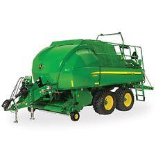 John Deere 1/32 Scale L340 Large Square Baler Diecast Farm Implement LP53351
