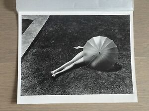 SRARE! Gelatin silver Print, Martin Munkacsi 1935 Surrealist composition HarperB