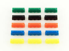 Ticket To Ride USA / Europe Replacement Train Car Game Piece Set 15pc