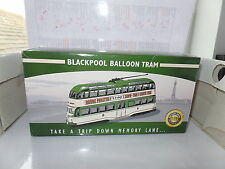 Atlas Corgi cp43514 om43514 Blackpool Globo Tranvía Bruce Forsyth Fleetwood