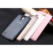 Repuesto Carcasa Cubierta de Batería Trasera Parte Posterior Para Samsung Galaxy Note 4 N9100