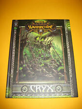Forces of Warmachine - Cryx - Hardcover - Deutsch
