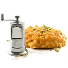 Norpro Pepper Mill Grinder 4-Inch Heavy Duty Metal Adjustable Fine to Course 712