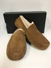 Olukai Womens U'l Leather Open Toe Casual Chestnut Size 11.0 J10o