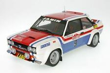 1/18 KYOSHO FIAT 131 ABARTH # 9 FRANCIA Andruet 1977 Rally San Remo articolo: 8375A