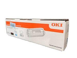 OKI Genuine Original Toner Cartridge Cyan 46443103