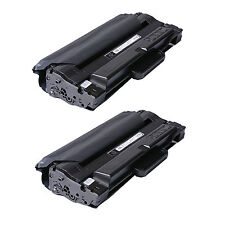 2PK ML1910 ML-1910 Toner Cartridge For Samsung ML-1915 SCX-4600 SCX-4623F