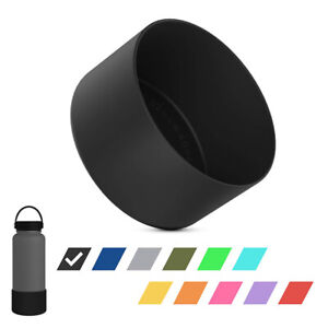 Silicone Protective Sleeve Boot For Hydro Flask 12-40oz Water Bottle Accessories