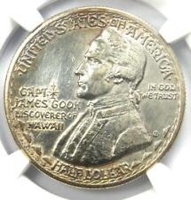 1928 Hawaiian Half Dollar 50C Hawaii Coin - Certified NGC AU Details!