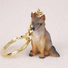 Fox Gray ~ Key Chain