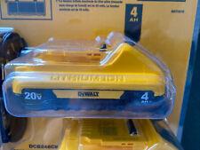 DeWalt DCB204 20V Max XR 4.0 4 Ah Lithium Ion Battery