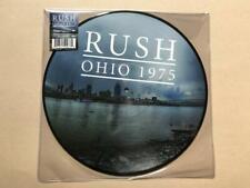 Rush – Ohio 1975 vinyl lp picture disc para053pd new unplayed  mint rare