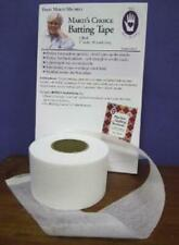 Marti'S Choice Fusible Batting Tape~1 Roll ~2 Inches By 30 Yards~Marti Michell