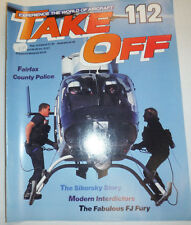 Take Off Magazine Fairfax County Police No.112 041015R