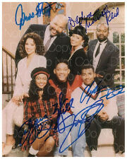 Fresh Prince Of Bel-Air signed cast 8X10 photo picture poster autograph RP