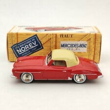 Norev 1/43 Mercedes Benz 190 SL Red CL3512 Diecast Models Limited Collection