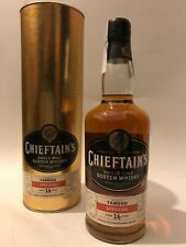 WHISKY CHIEFTAINS TAMDHU 16 YEARS OLD LIMITED DISTILLED 1985 BOTTLE 2002