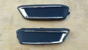 New Fog Light Cover Set For Chevrolet Impala 2014-2019 22738853 22738852 LH+RH