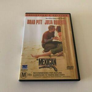 The Mexican DVD - VGC Brad Pitt Julia Roberts