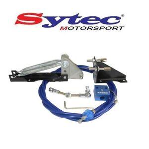 SYTEC TWIN WEBER CARBURETOR THROTTLE LINKAGE KIT 40 45 DCOE TLK2/W