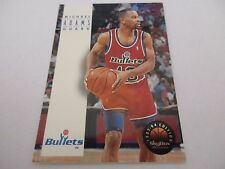 Carte NBA SKYBOX 1993-94 #180 Michael Adams Washington Bullets