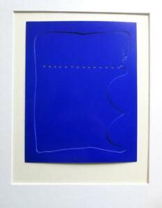 "Fontana Lucio - ""TEATRINO"", Collage, 1966, Gruppo ZERO"