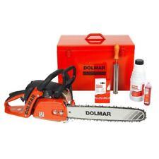 DOLMAR 38cm Benzin-Kettensäge  mit Koffer + Zubehör| PS420SC-38X