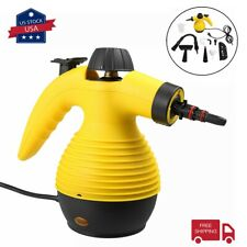 1050W Multi Steam Cleaner Handheld Steamer for Household Car Cleaning Portable