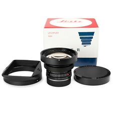 "Leica 19mm F2.8 ELMARIT-R 3-Cam V1 Leitz 11225 Lens #286... ""VG"""