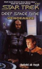 Vengeance (Star Trek: Deep Space Nine #22), Dafydd ab Hugh, 0671004689, Book, Ac