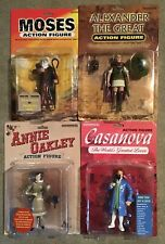 2003 Accoutrements Famous People action figure CHOOSE YOUR HISTORICAL CELEBRITY