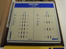 Critec Modular TDX Electrical Panel Surge Protector, 300 kA, TDX300S277/480 NEW