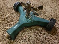 Orbit SunMate Zinc Impact Sprinker on Metal Stake Model 56351 Lawn Sprinkler