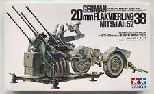 Tamiya Deutsche WWII 20mm Flakvierling 1:35 (300035091)
