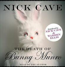 The Death of Bunny Munro by Nick Cave (CD-Audio, 2009)