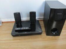 Samsung Blu Ray Home Cinema Sistema HT-BD1220 (nero a colori ed è stato utilizzato)