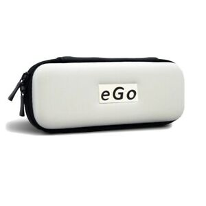 """3 Pack -  White 6"""" Ego Carrying Case For Electronics."""