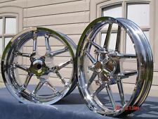 11-16 Harley Davidson Chrome VROD Night Rod Wheels VRSCDX Under Exchange Only