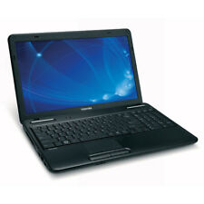 Toshiba Notebook • HD LED Breitbild Laptop • DEFEKT & BASTLER