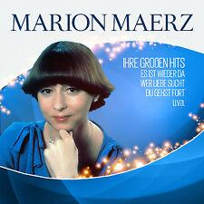 CD Marion Maerz Ihre großen Hits incl Er ist wieder da