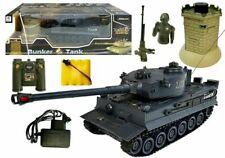 RC Panzer mit Maßstab 1:28 mit integriertem Infrarot Kampfsystem Geschützturm